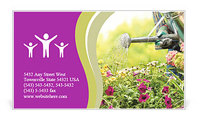 0000074988 Business Card Template
