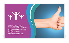 0000074989 Business Card Template