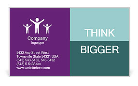 0000075000 Business Card Template