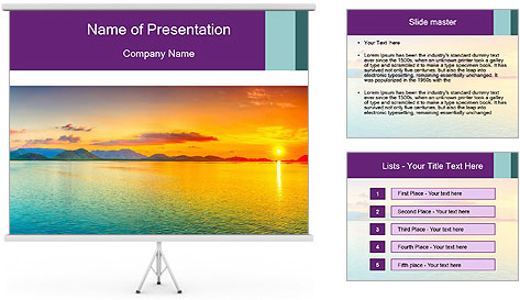0000075000 PowerPoint Template