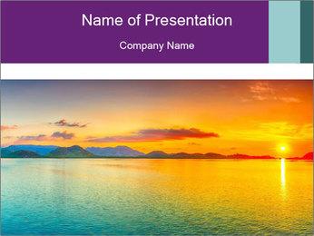 0000075000 PowerPoint Template - Slide 1