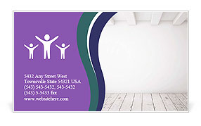 0000075007 Business Card Template