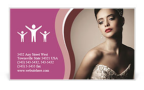 0000075009 Business Card Template