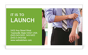 0000075012 Business Card Template