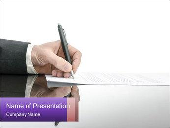 0000075014 PowerPoint Template - Slide 1