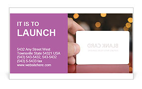 0000075042 Business Card Template