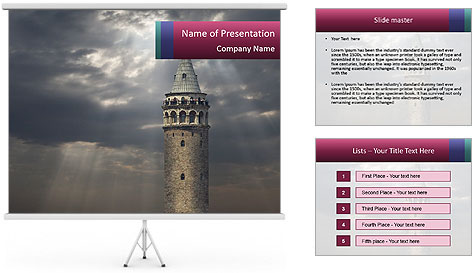 0000075048 PowerPoint Template