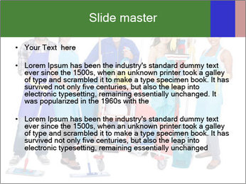 0000075059 PowerPoint Templates - Slide 2