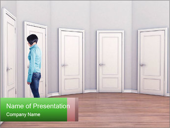 0000075061 PowerPoint Template - Slide 1