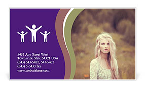0000075065 Business Card Template
