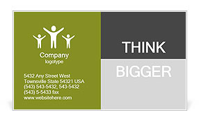 0000075069 Business Card Template