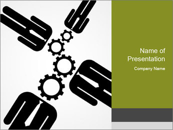 0000075069 PowerPoint Template - Slide 1