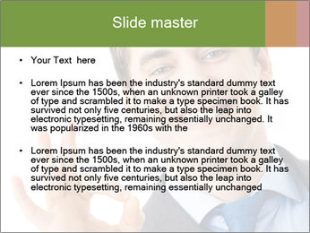 0000075073 PowerPoint Templates - Slide 2