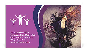 0000075074 Business Card Template