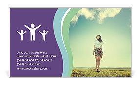 0000075078 Business Card Template