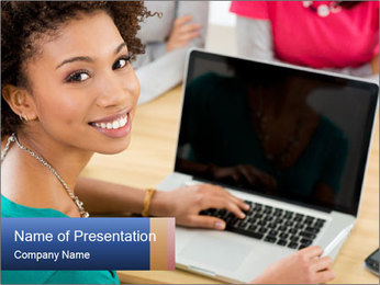 0000075106 PowerPoint Template - Slide 1