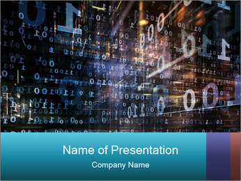 0000075107 PowerPoint Template - Slide 1