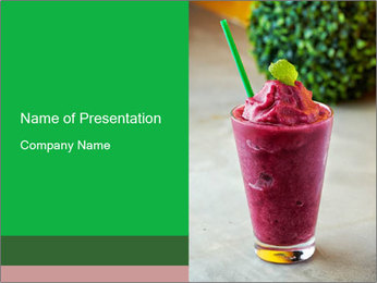 0000075123 PowerPoint Template - Slide 1
