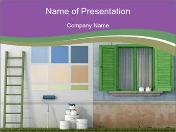 0000075125 PowerPoint Template - Slide 1