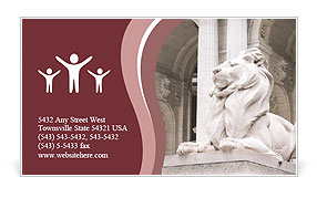 0000075140 Business Card Template