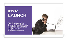 0000075160 Business Card Template