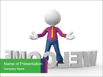 0000075172 PowerPoint Template - Slide 1