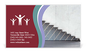 0000075190 Business Card Template