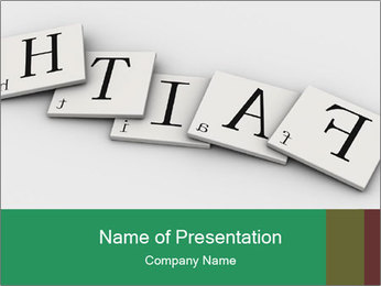 0000075208 PowerPoint Template - Slide 1
