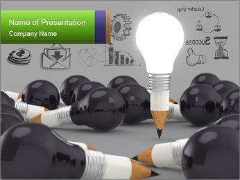 0000075211 PowerPoint Template - Slide 1