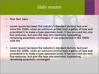 0000075215 PowerPoint Templates - Slide 2