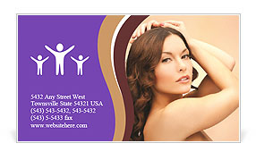 0000075258 Business Card Template