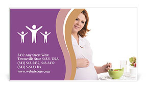 0000075270 Business Card Template