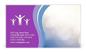 0000075285 Business Card Template