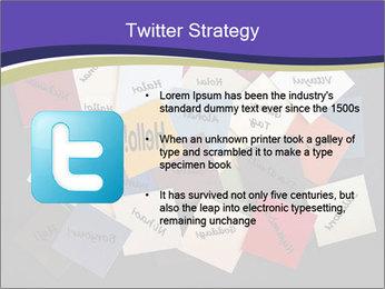 0000075287 PowerPoint Template - Slide 9