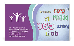 0000075313 Business Card Template