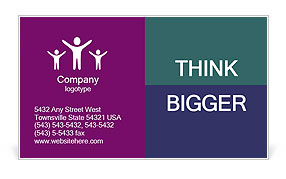 0000075319 Business Card Template