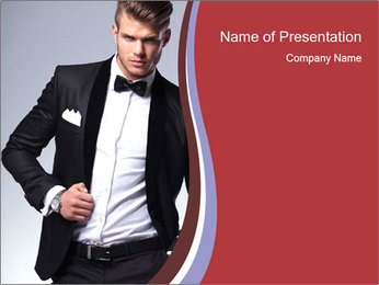 0000075326 PowerPoint Template - Slide 1