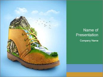 0000075329 PowerPoint Templates - Slide 1
