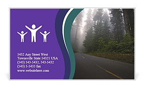 0000075336 Business Card Template