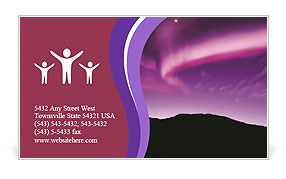 0000075347 Business Card Template