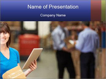 0000075375 PowerPoint Templates - Slide 1