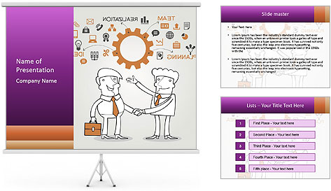 0000075436 PowerPoint Template