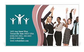 0000075448 Business Card Template