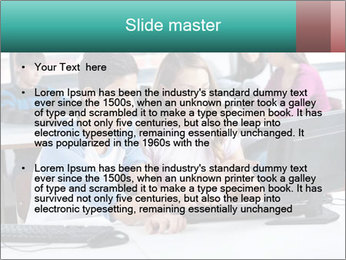 0000075458 PowerPoint Template - Slide 2