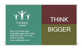0000075465 Business Card Template
