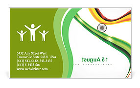 0000075477 Business Card Template