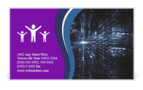 0000075486 Business Card Template