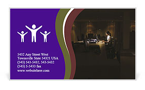 0000075488 Business Card Template