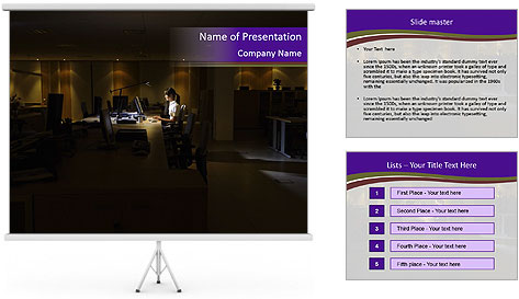0000075488 PowerPoint Template