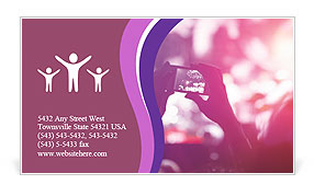 0000075495 Business Card Template